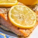 salmon, food, eat