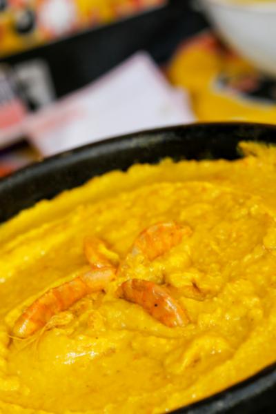 vatapa Brazilian stew dish